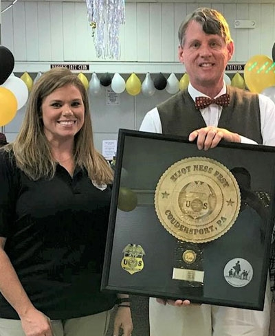 ATF Award to PCHS