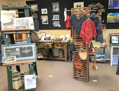 Potter County Artisan Center