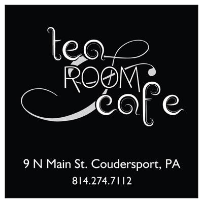 Tea Room Cafe Logo