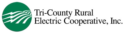 Tri County Rural Electric Logo